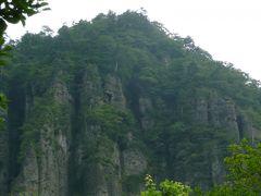 二口峡谷 秋保大滝のその先へ