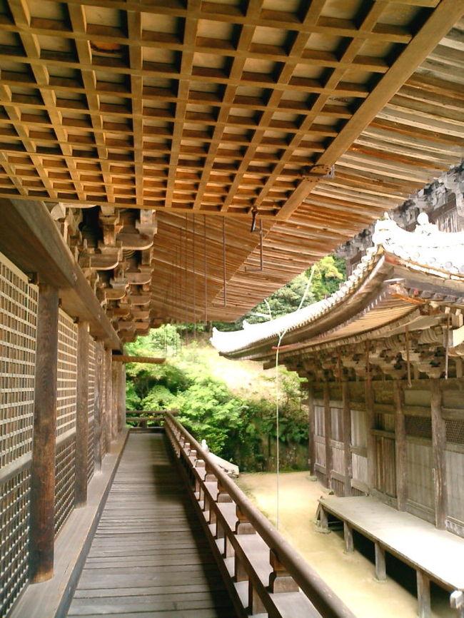 映画「ラストサムライ」ロケ地にもなったという書寫山圓教寺を訪ねました。<br /> 正に古刹の名に相応しい、飾り気がなく、しかし荘厳たる佇まい。<br /> 兵庫へ行ったついでに有馬温泉も訪ねました。温泉の写真は撮り忘れたのですが、楽しい光景がありました。