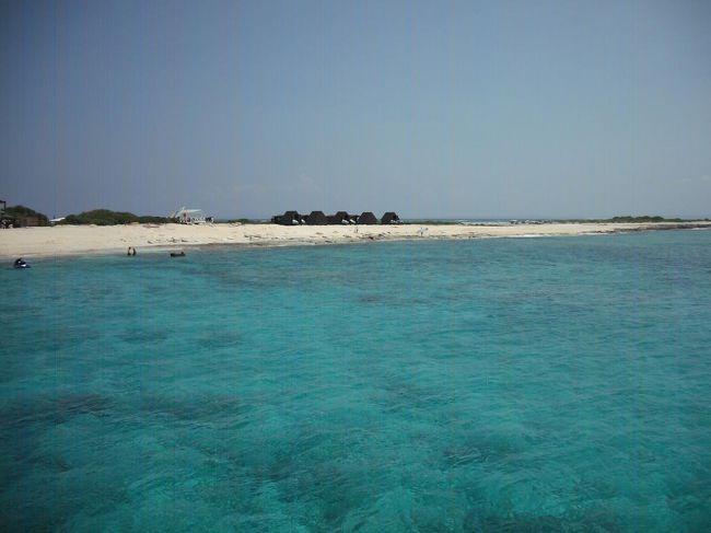 私はビーチリゾートで海を眺めながら優雅に滞在するのも好きであるが、透明な海の中、美しいサンゴを求めて海中を泳ぎ回るのが何より好きである。生きているサンゴのまわりには必ずカラフルな熱帯魚が群れている。しかも、サンゴは群生しているので「竜宮城」のような世界が展開する。私は本当に久しぶり(9年ぶり)に「真栄田岬とチービシ」に出かけた。竜宮城は復活したのか?それを確かめに‥‥<br />写真:無人島のチービシ(ナガンヌ)<br /><br />私のホームページ『第二の人生を豊かに―ライター舟橋栄二のホームページ―』に旅行記多数あり。<br />(新刊『夢の豪華客船クルーズの旅』案内あり)<br />http://www.e-funahashi.jp/<br />
