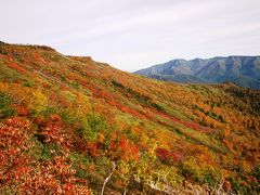 123-日本一早い紅葉「大雪山」を歩く~赤岳→白雲岳→北海岳→黒岳縦走登山《前編》