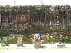 はじめてのドキドキベトナムひとり旅 ④ミーソン遺跡