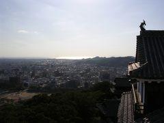 四国旅行記【2】 松山城へ登城