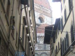 憧れのフィレンツェにようやく行けました