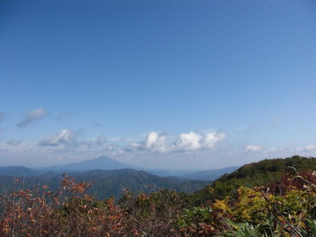 白神山地で日本の世界遺産14か所全制覇。一般の人がなかなか行かない「二ツ森」を紹介。それとがっかりの「暗門の滝」です。