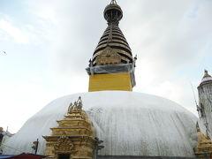 09年秋ネパールの旅~カトマンズ郊外の仏教聖地、スワヤンブナートを歩く~