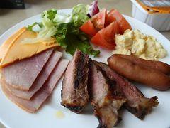 ニッコーグアムで過ごすグアム4 マゼラン朝食ビュッフェ