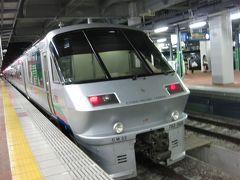 2009年9月西日本パスの旅3(ドリームにちりん号)