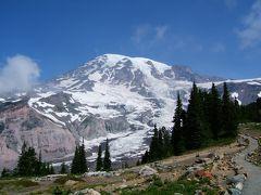 Mount Rainier National Park (2006年夏の旅行記)