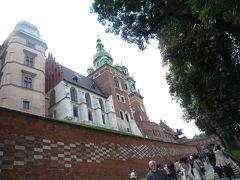 ポーランド17 クラクフ2(ヴァヴェル城)