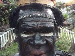 私のウルルン滞在記『インドネシア パプアのダニ族』2日目