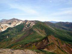 山頂からの紅葉はすばらしかった~富良野岳登山 その2~