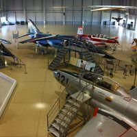 近江・越前 城巡り(1) 日本海側唯一の航空機博物館 ~2009年9月~