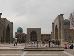 ウズベキスタン(世界遺産4ヶ所を巡る)