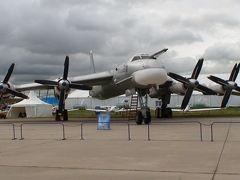 大空へ夢を乗せて~MAKSモスクワ国際航空ショー添乗記