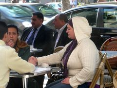 63素敵な表情のチュニジアの人たち