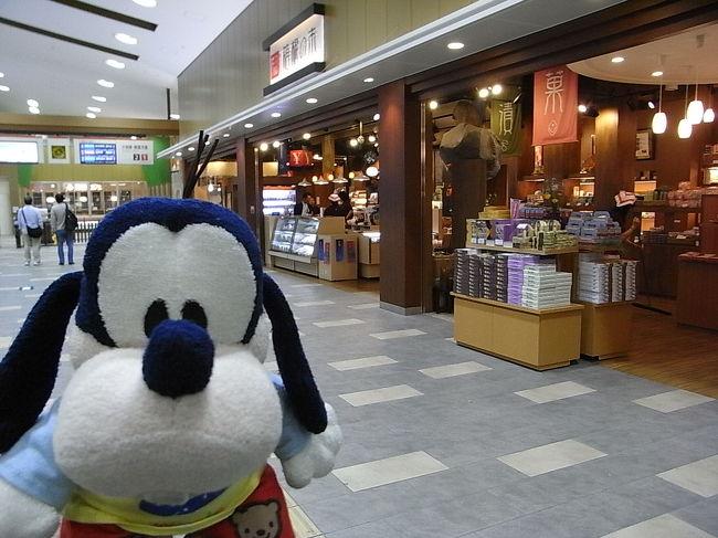 グーちゃん、箱根合宿で復帰する!(復帰パーティーは続く編)