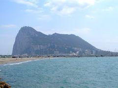 イギリスの海外領土のジブラルタル。