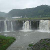 湯布院・黒川温泉の旅4(原尻の滝・岡城址)