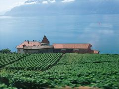 2008 Switzerland & Franceの旅(3)ヴェヴェイ