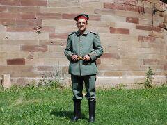 ドイツがストラスブルグ防衛のために建設した要塞