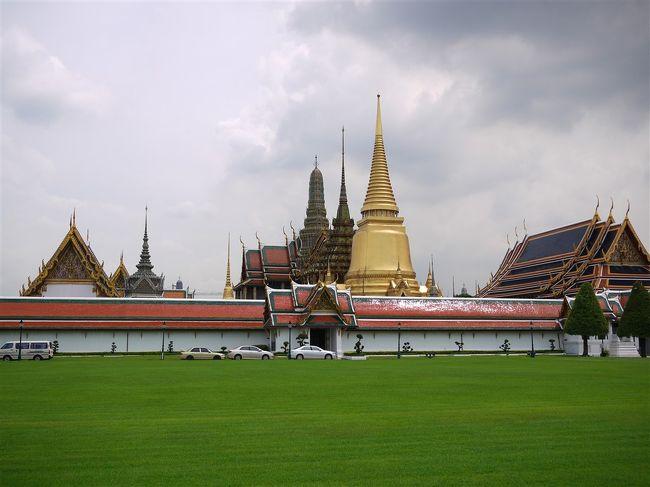 バンコク Wat Phrakeaw ワットプラケオ(ワット・シーラッタナーサーサダーラーム) に行ってきました。