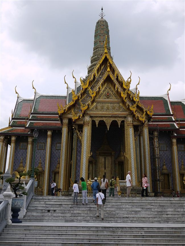 Wat Phrakeaw ワットプラケオ に行ってきました。その2