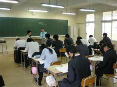 国際交流に力を入れる 福岡県 嶋田学園 飯塚高校