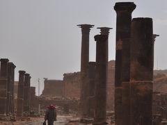 シリア便りVol.5 巨大ローマ劇場跡ボスラと周辺遺跡散策