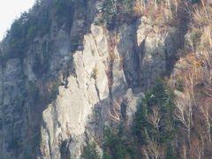 北海道金繍【04】大雪山の懐深く層雲峡温泉に着く