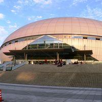 日本の旅 関西を歩く 大阪、門真市市のなみはやドーム周辺