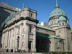 モントリオール:出張の旅