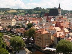 3ヶ国ドライブの旅  ④ チェコからオーストリアへ