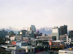 ちょっと寄り道、チリ・メキシコ ①先進都市サンティアゴ