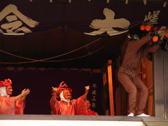 '09 秋の京都:嵯峨大念仏狂言(前半)