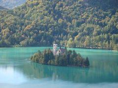 2009.10クロアチア・スロヴェニアツアー(その1ブレッド湖)