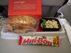 TACA航空機内食その2