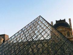 欧州の旅・思い出のアルバム フランス・パリの美術館
