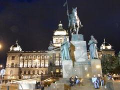 念願のチェコ&ウィーン2009(*^o^*) プラハ⑤ 夜の街へ♪