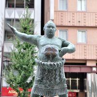 相撲の聖地、国技館とJR両国駅周辺を散歩!☆(-^▽^-)☆