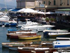 イタリアの田舎:ドライブ旅行記 -6- ~ナポリ:サンタ・ルチア編~