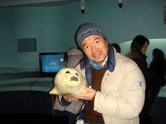 タテちゃんを撮りたい!厳寒のマドレーヌ島へ!!