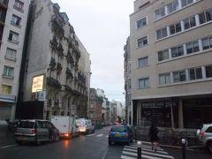 【フランス】 つかの間のパリジェンヌ ~無事にParisに着いたぞ!~ 1日目