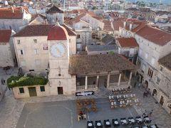 2009.10クロアチア・スロヴェニアツアーその6旧市街全体が世界遺産の街、古都トロギール
