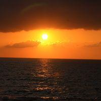 2009・東北ぶらり旅 5日目 ~日本海に沈む夕日~