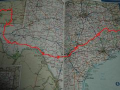 2000年ハーレー北米中米71285kmの旅vol4