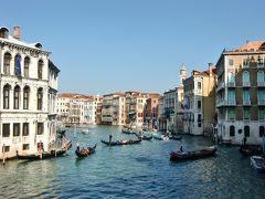 ヴェネツィア滞在①(大運河めぐり)