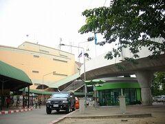 路線バス509番38番3北バスターミナルから戦勝記念塔戻り
