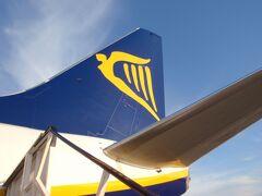 H GO WEST! 欧州横断旅行7 ライアン航空に乗ってダブリンへ行くぞ!