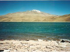 世界最大ウユニ塩原周辺の色とりどりの湖巡りとフラミンゴ-南米ボリビアアンデス山脈 #5