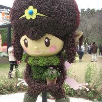 【花と緑の像景アート  モザイカルチャー世界博2009】 2009.11.22